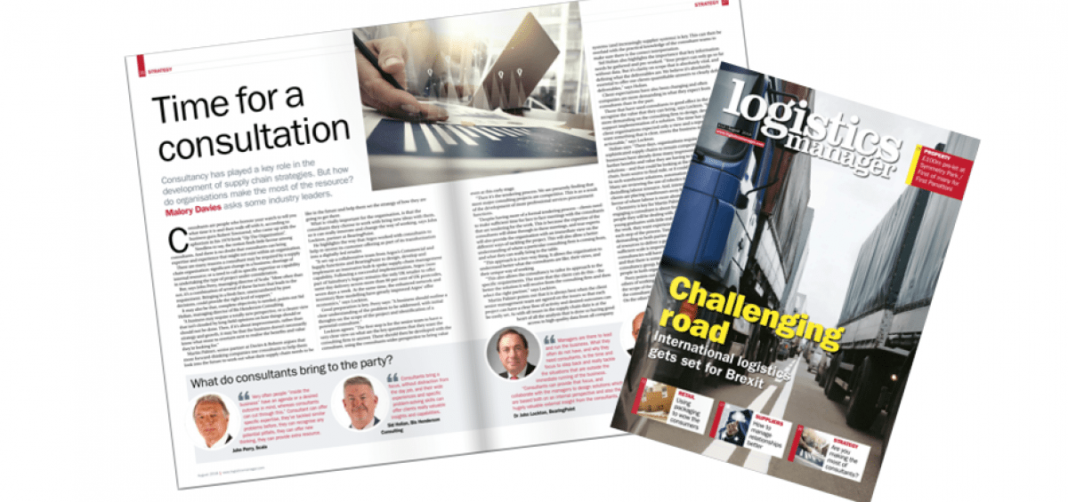Logistics Manager Magazine