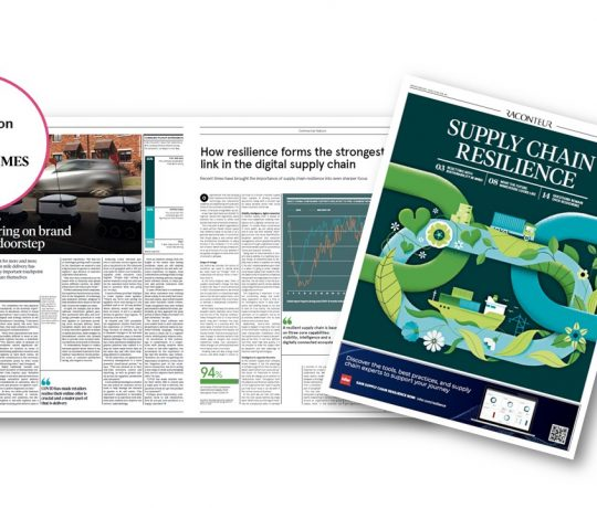 The Times - Supply Chain Resilience Report