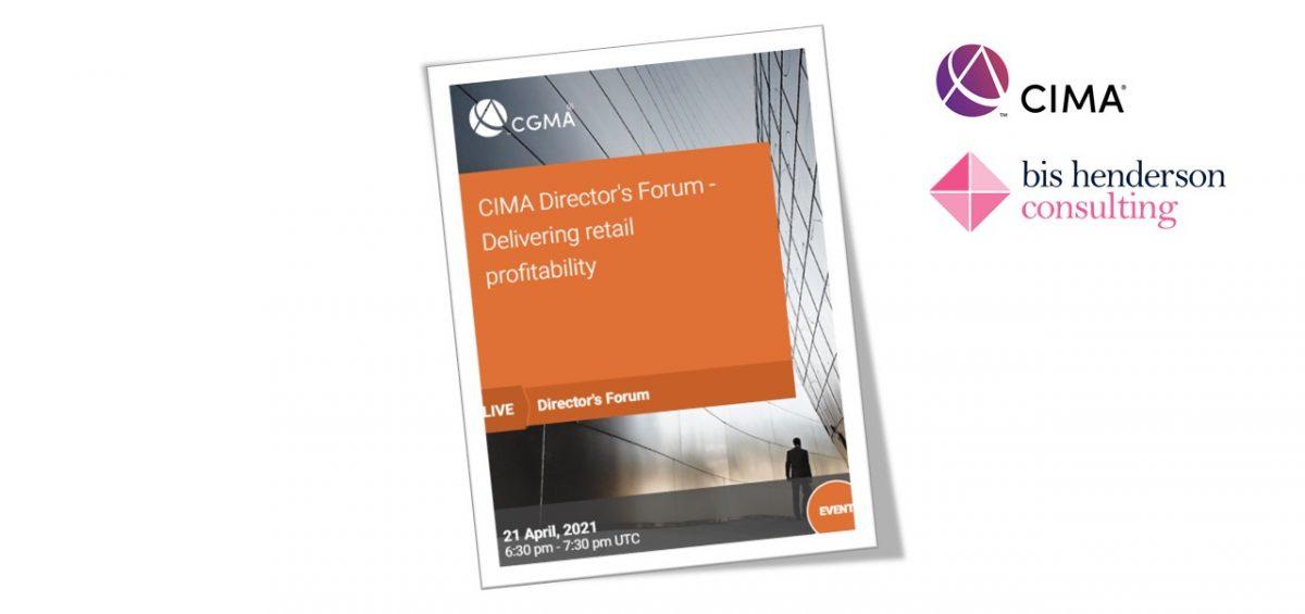 CIMA Webinar